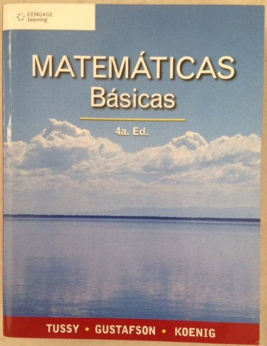 9786074819144: MATEMATICAS BASICAS 4/ED.