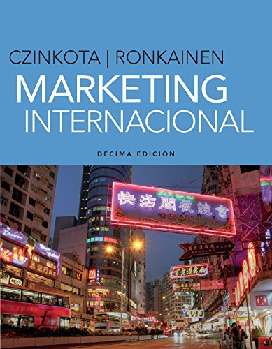 9786074819489: Marketing Internacional - 10ª Edición