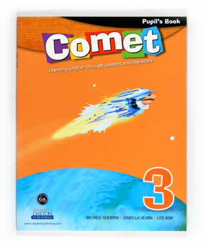 9786074930993: Comet 3. Primary. Pupil's Book - 9786074930993