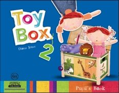 9786074931112: Toy Box 2. Pupil's book