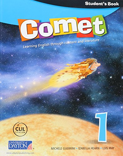 Comet 1 Student's Book c/cd [Paperback] by