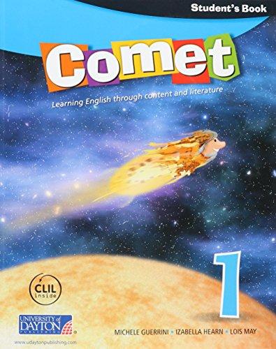 9786074931549: Comet 1 Student's Book c/cd