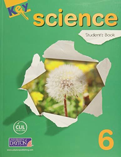 Key Science 6 Student's Book: MINCHOM, MARTIN