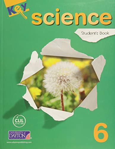 9786074931624: Key Science 6 Student's Book