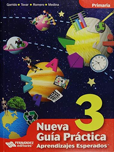 9786074983364: NUEVA GUIA PRACTICA 3 APRENDIZAJES 2013