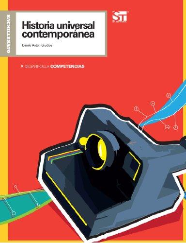 9786075080109: Historia Universal Contemporanea