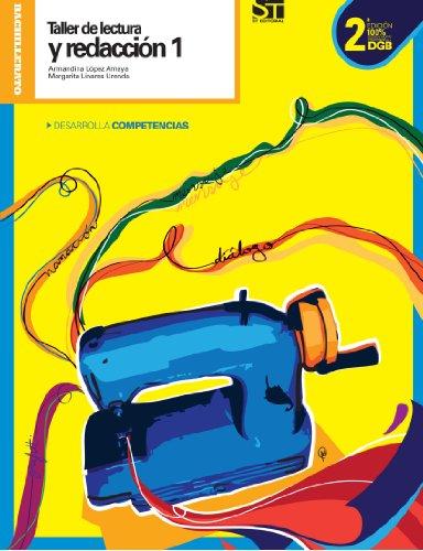 9786075080338: Taller de Lectura y Redacción 1. Segunda Edición (Spanish Edition)
