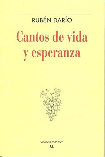 9786075163628: CANTOS DE VIDA Y ESPERANZA (DGP)