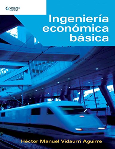 9786075190174: INGENIERIA ECONOMICA BASICA