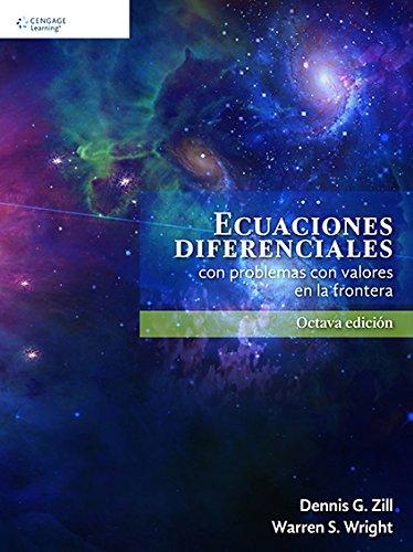 9786075194431: ECUACIONES DIFERENCIALES CON PROBLEMAS CON VALORES EN LA FRONTERA