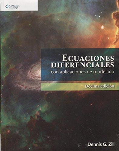 9786075194462: ECUACIONES DIFERENCIALES CON APLICACIONES DE MODELADO / 10 ED.
