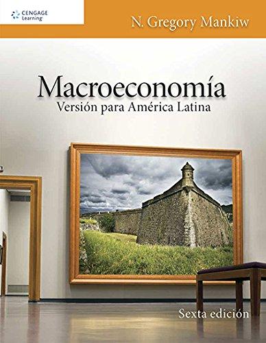 9786075194516: MACROECONOMIA. VERSION PARA AMERICA LATINA / 6 ED.