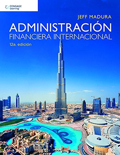 9786075195339: ADMINISTRACION FINANCIERA INTERNACIONAL / 12 ED.