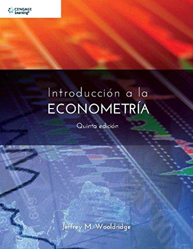 9786075196770: Introduccion a la Econometria: Un Enfoque Moderno