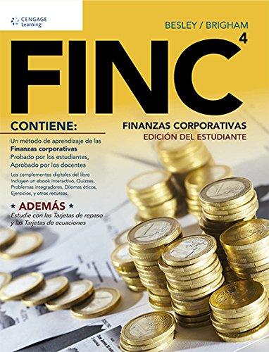 9786075220123: FINC 4 FINANZAS CORPORATIVAS / 4 ED