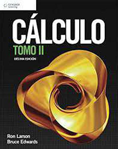 9786075220178: Cálculo. Tomo II