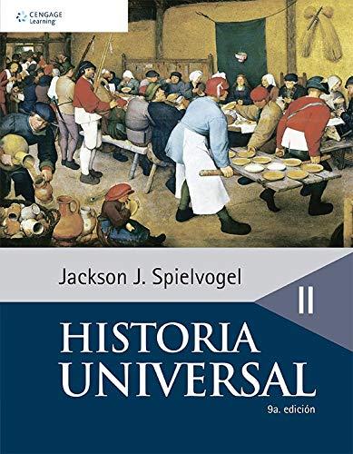 9786075220222: HISTORIA UNIVERSAL. BACHILLERATO / VOL. II / 9 ED. [Paperback] SPIELVOGEL