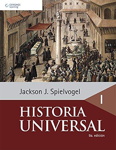 9786075220833: HISTORIA UNIVERSAL. BACHILLERATO / VOL. I / 9 ED. [Paperback] SPIELVOGEL