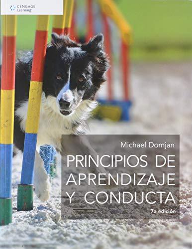 domjan principios de aprendizaje y conducta