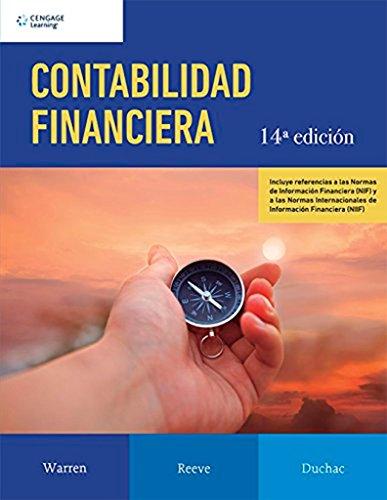 9786075228167: CONTABILIDAD FINANCIERA / 14 ED.