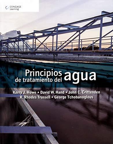 Principio de tratamiento de aguas (Paperback): Rhodes Trussell, Kerry