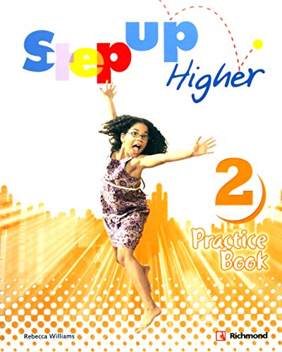 STEP UP HIGHER 2 - PRACTICE BOOK