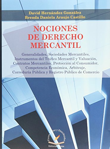 9786076101896: NOCIONES DE DERECHO MERCANTIL