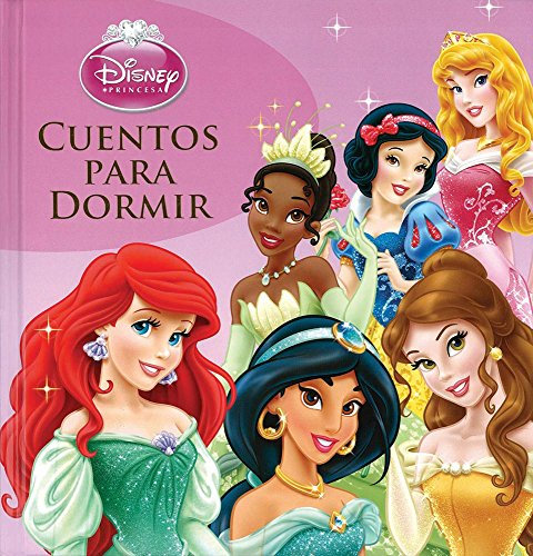 9786076180075: Disney princesas cuentos para dormir / Princess Bedtime Stories (Spanish Edition)