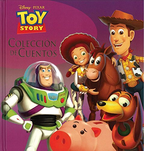 9786076180082: Toy Story colección de cuentos / Toy Story Storybook Collection (Spanish Edition)