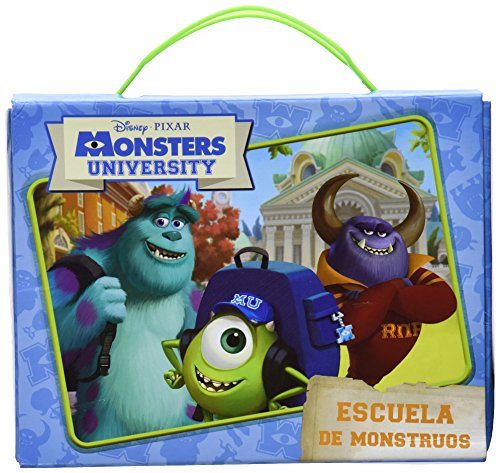 9786076180693: Escuela de monstruos / Monsters University at Monsters School (Disney Pixar) (Spanish Edition)