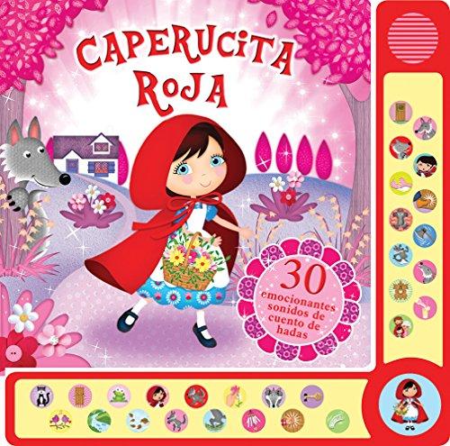 9786076180846: Caperucita roja / Little Red Riding Hood: 30 sonidos / 30 Sounds (Spanish Edition)