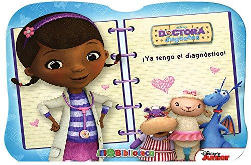 9786076181898: MI PEQUEÑA BIBLIOTECA: DOCTORA JUGUETES ¡YA TENGO EL DIAGNOSTICO!