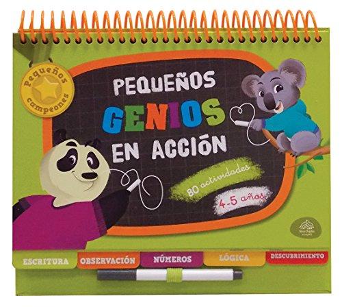 9786076182161: Pequeños Genios en Acción / Little Genius in Action (Spanish Edition)