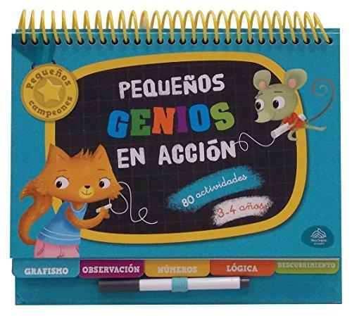 9786076182178: Pequeños Genios en Acción / Little Genius in Action (Spanish Edition)