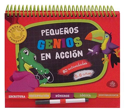 9786076182185: Pequeños Genios en Acción / Little Genius in Action (Spanish Edition)