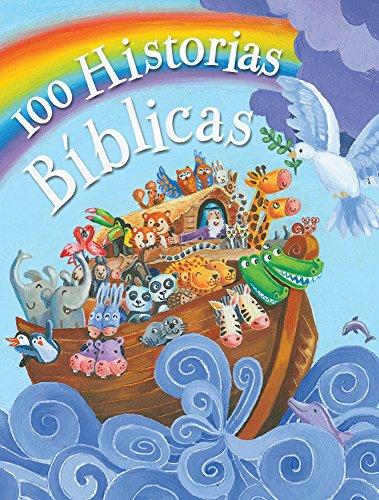 9786076182543: 100 Historias Bíblicas / 100 Bible Stories (Spanish Edition)
