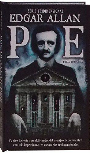 Edgar Allan Poe / The Illustrated Edgar Allan Poe: Obras completas. 4 historias escalofriantes...