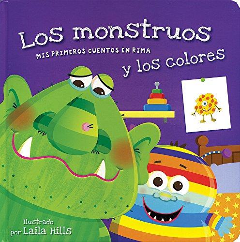 9786076183175: Los monstruos y los colores / Monsters Colors (Mis Primeros Cuentos En Rima / Early Learning Rhymes)