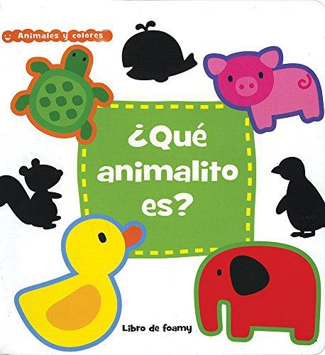 9786076184301: ¿Qué Animalito es?/ Who´s this? (Spanish Edition)