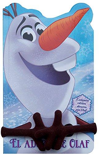 9786076184561: LIBRO DE ABRAZOS: DISNEY EL ADORABLE OLAF