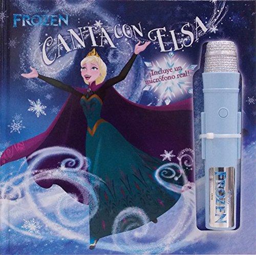 9786076185179: Frozen canta con Elsa