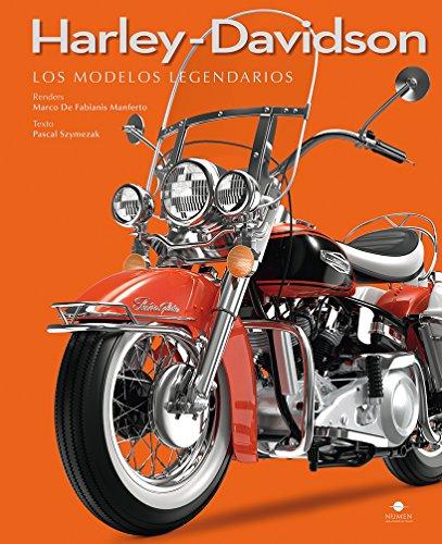 MODELOS LEGENDARIOS: HARLEY- DAVIDSON: RENDERS MARCO DE FABIANIS MANFERTO Y PASCAL SZYMEZAK