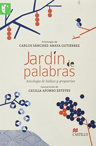 9786076210154: Jardin De Palabras. Antologia De Haikus Y Greguerias