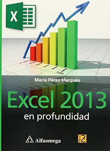 EXCEL 2013 EN PROFUNDIDAD: PEREZ