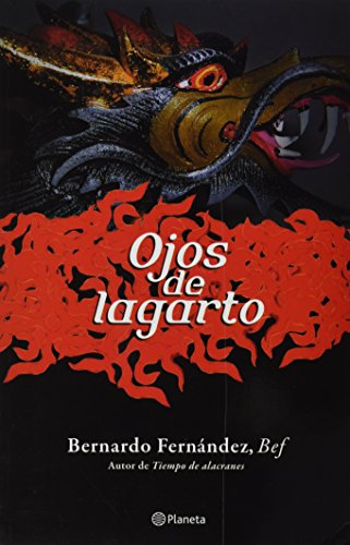 9786077000235: Ojos de lagarto/ Lizard Eyes (Spanish Edition)