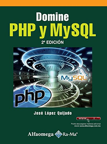 9786077070313: Domine PHP Y MYSQL (Spanish Edition)