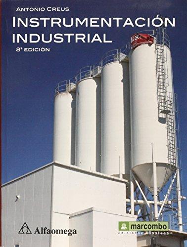 9786077070429: Instrumentacion Industrial (Spanish Edition)