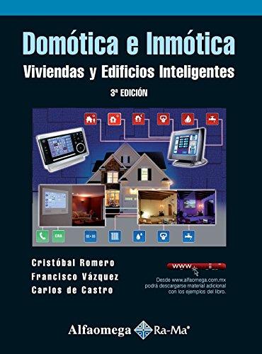 9786077071099: Domótica E Inmótica - Viviendas Y Edificios Inteligentes - 3ª ed. (Spanish Edition)