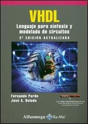 9786077071747: VHDL: Lenguaje para síntesis y modelado de circ. Pardo. 3ed