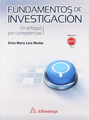 9786077072614: Fundamentos de investigación - un enfoque por competencias (Spanish Edition)